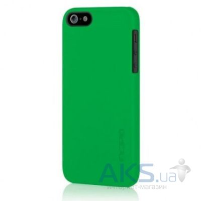 Чехол Incipio feather for iPhone 5/5s Clover Green