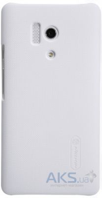 Чехол Nillkin Super Frosted Shield Huawei Honor 3 White