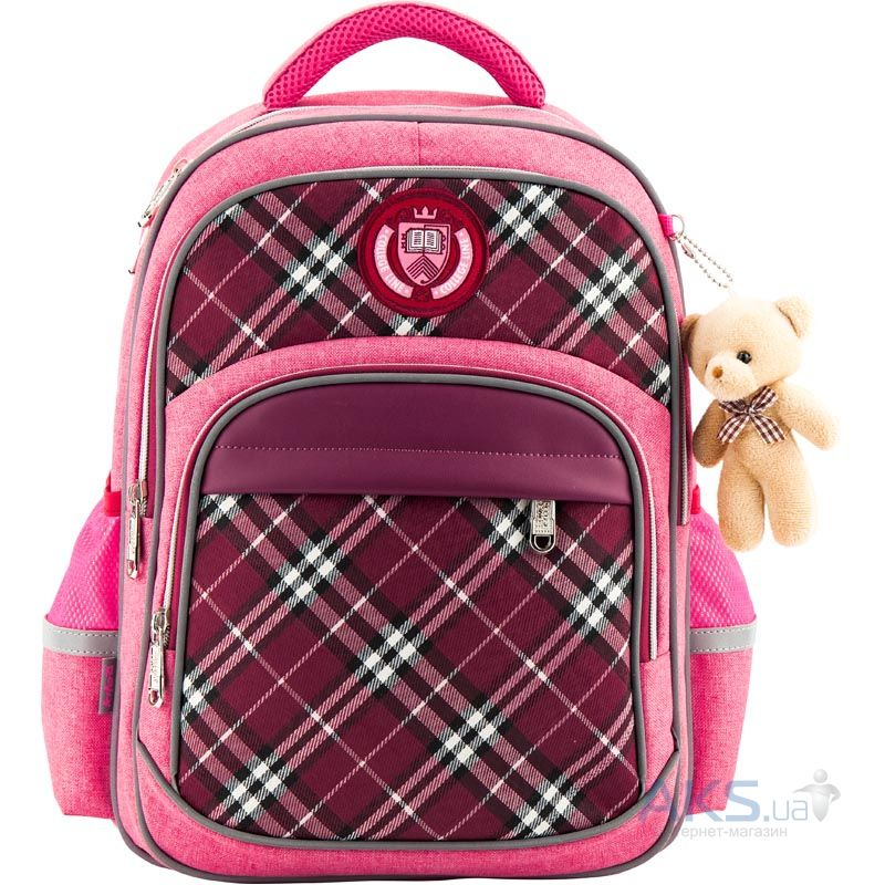 Рюкзак школьный Kite Сollege line K18-735M-1 Розовый