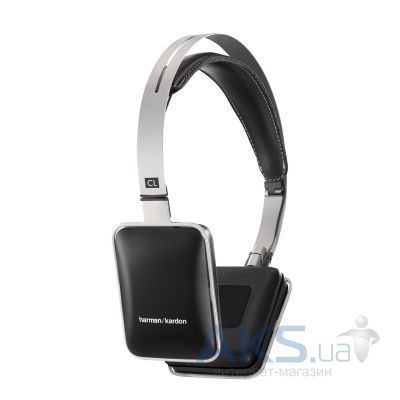 Наушники (гарнитура) Harman Kardon On-Ear Headphone CL Black (HARKAR-CL)