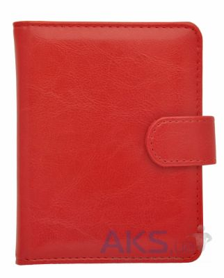 Обложка (чехол) Korka Rich Ferrari Red (PBmini-Rich-pu-frd) для PocketBook Mini