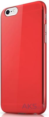 Чехол ITSkins H2O for iPhone 6/6S Red (APH6-NEH2O-REDD)