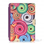 Обложка (чехол) Leather case for Amazon Kindle 6 2014 Hypnotic