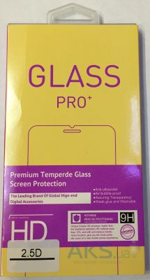 Защитное стекло Gigo 2.5D Tempered Glass 0.3 Apple iPhone 4/4S