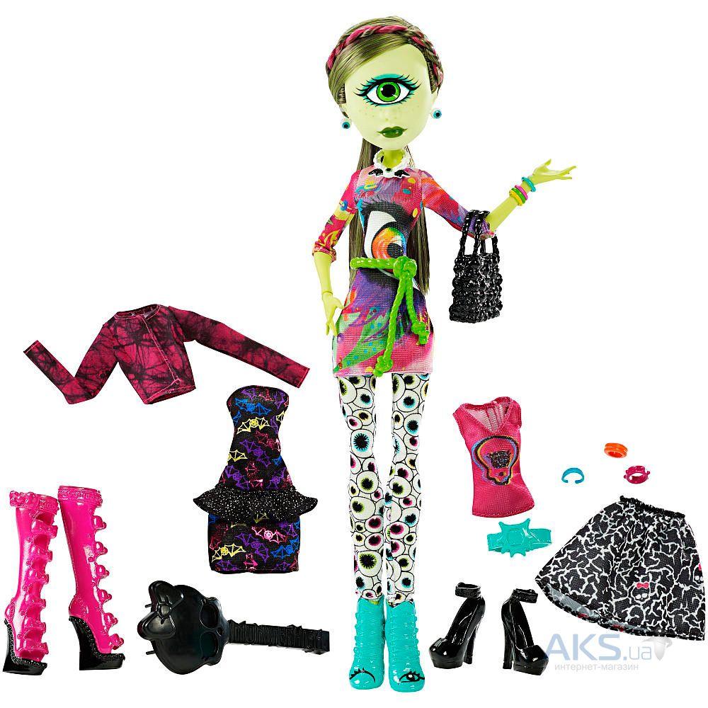 Одежда для кукол видео монстр хай