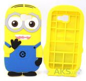 Чехол Disney Samsung A310 Galaxy A3 2016 Minion