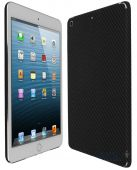 Чехол для планшета SGP Premium Protective Cover Skin Carbon Apple iPad 2, iPad 3 Black