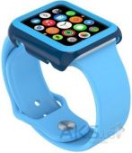 Вид 2 - Speck CandyShell Fit Case for Apple Watch 38mm Blue (SPK-A4145)