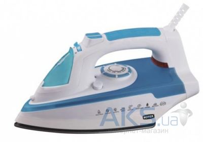 Утюг Rotex RIC24-W White-Blue
