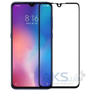 Защитное стекло BeCover Glass Xiaomi Mi 9 Black (703446)