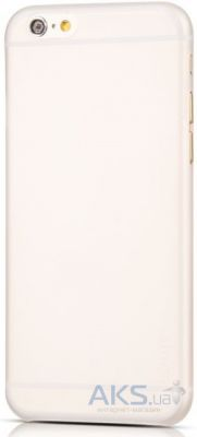 Чехол Hoco Ultra Thin Series PP Back Cover Case for iPhone 6/6S White (HI-P025)