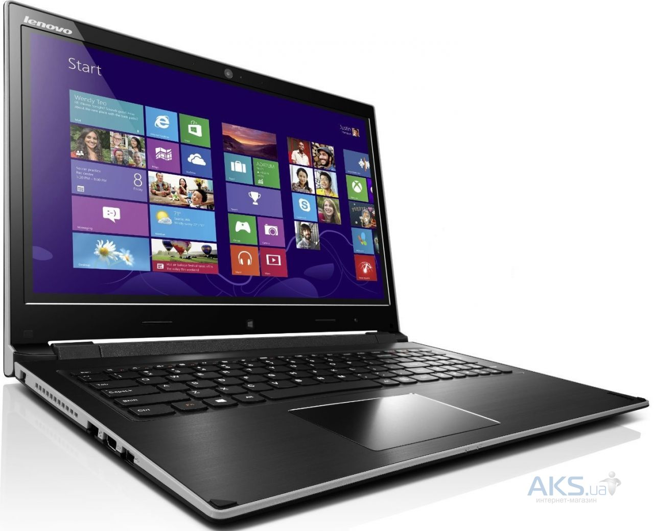 Ноутбук Lenovo Flex 14 (59-396856) Black