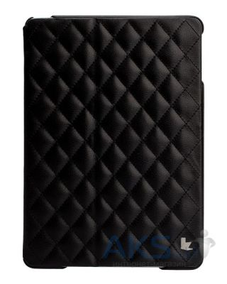 Чехол для планшета JisonCase Microfiber quilted leather case for iPad Air Black [JS-ID5-02H10]