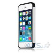 Вид 2 - Чехол ITSkins Evolution for iPhone 5/5S White (APH5-EVLTN-WITE)