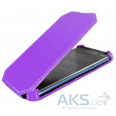 Чехол Armor flip case Samsung J100 Galaxy J1 Purple