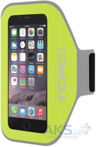 Чехол Incipio Perfomance Armband for iPhone 6/6S Neon Lime (IPH-1192-NEON_LIME)