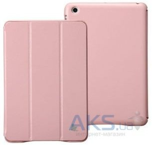 Чехол для планшета JisonCase Executive Smart Case for iPad mini 2 Pink (JS-IM2-01H35)