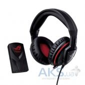 Наушники (гарнитура) Asus ROG ORION for Consoles/BLK/ALW/AS Black