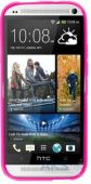 Чехол Epik TPU HTC One mini 2 Pink