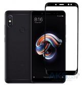 Защитное стекло 1TOUCH 3D Full Cover Xiaomi Redmi Note 5, Note 5 Pro Black