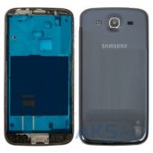 Корпус Samsung I9152 Galaxy Mega 5.8 Black