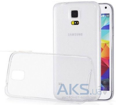 Чехол Original TPU Ultra Thin Samsung G900 Galaxy S5 Transparent