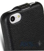 Вид 7 - Чехол Melkco Jacka leather case for iPhone 5С Black (APIPO5LCJT1BKLC)