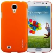 Чехол Momax Ultratough Transparent case for Samsung i9500 Galaxy S IV Orange (CUSAS4TO1)