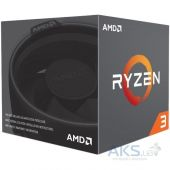 Процессор AMD AM4 Ryzen 3 1200 (YD1200BBAEBOX)