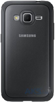 Чехол Samsung Protective Cover for G360 Galaxy Core Prime Silver(EF-PG360BSEGRU)