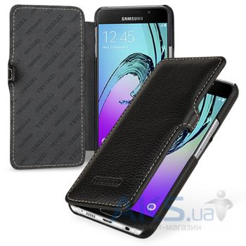 Чехол TETDED Book Leather Series Samsung A310 Galaxy A3 2016 Black