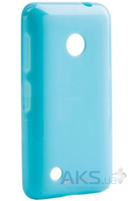 Чехол Melkco Poly Jacket TPU case for Nokia Lumia 530 Blue
