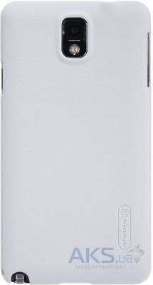 Чехол Nillkin Super Frosted Shield Samsung N9000 Galaxy Note III White