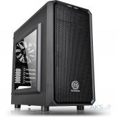 Корпус для ПК Thermaltake Versa H15 Window (CA-1D4-00S1WN-00) Black