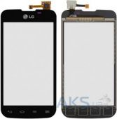 Сенсор (тачскрин) для LG Optimus L5 Dual Sim E455 Original Black