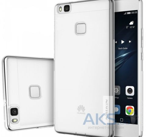 Чехол Nillkin Nature Series Huawei Ascend P9 Lite Transparent