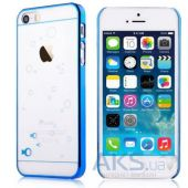 Чехол Devia Glimmer Fish Apple iPhone 5, iPhone 5S, iPhone SE Blue