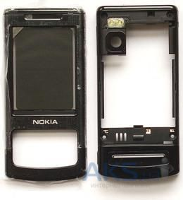 Корпус Nokia 6500 Slide Black