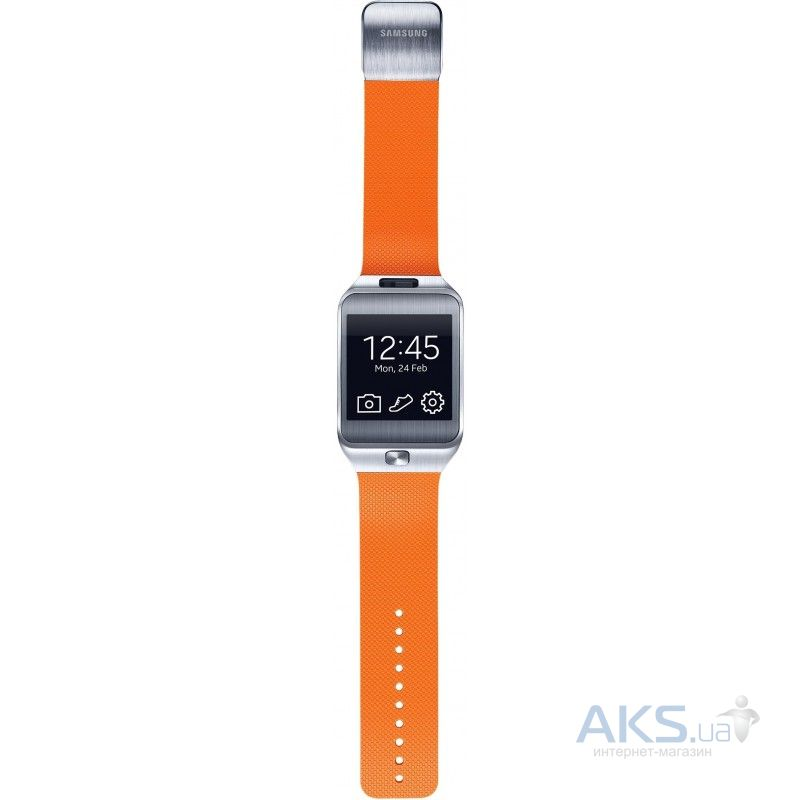 Samsung Ремінець для Gear 2/Gear ET-SR380BOEGRU Orange