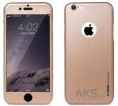 Чехол REMAX Pericarp Series Apple iPhone 6, iPhone 6S Gold