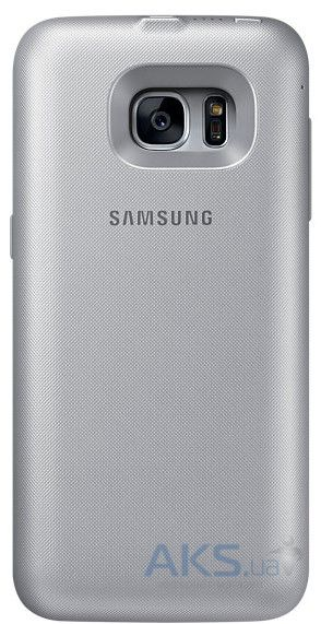 Внешний аккумулятор Samsung Backpack Cover Galaxy S7 G930 Silver (EP-TG930BSRGRU)
