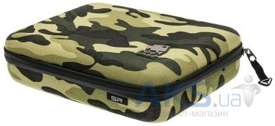 SP Gadgets Кейс POV Case Small GoPro-Edition Camo (52036)