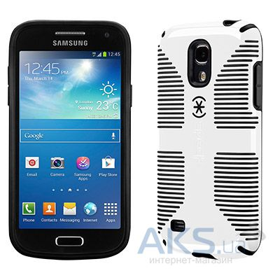 Чехол Speck for Samsung i9190 Galaxy S4 mini CandyShell Grip White/Black (OEM) (SPK-A2138)