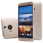 Вид 3 - Чехол Nillkin Super Frosted Shield HTC One M9 Plus Gold