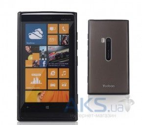 Чехол Yoobao 2 in 1 Protect case for Nokia 920 Black (PCNOKIA920-BK)