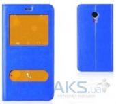 Чехол Book Cover TPU Xiaomi Redmi Note 2 Blue