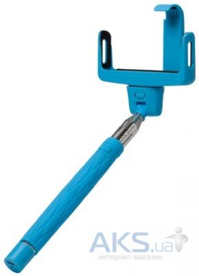 Монопод Kjstar D-09 Bluetooth Blue