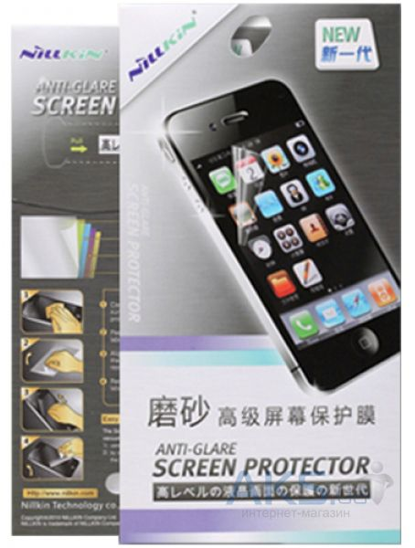 Защитная пленка Nillkin Crystal Apple iPhone 3GS Matte