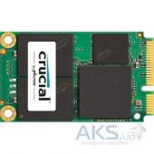 Накопитель SSD Micron mSATA 250GB (CT250MX200SSD3)