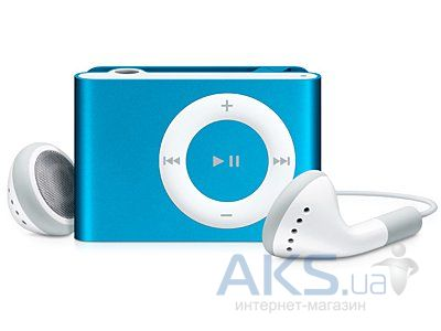 Mp3-плеер Slim Flash Drive Blue